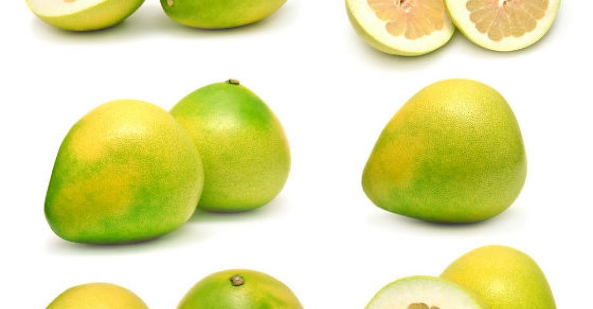 Pomelo, fruct minune pentru sanatate. Care sunt beneficiile sale