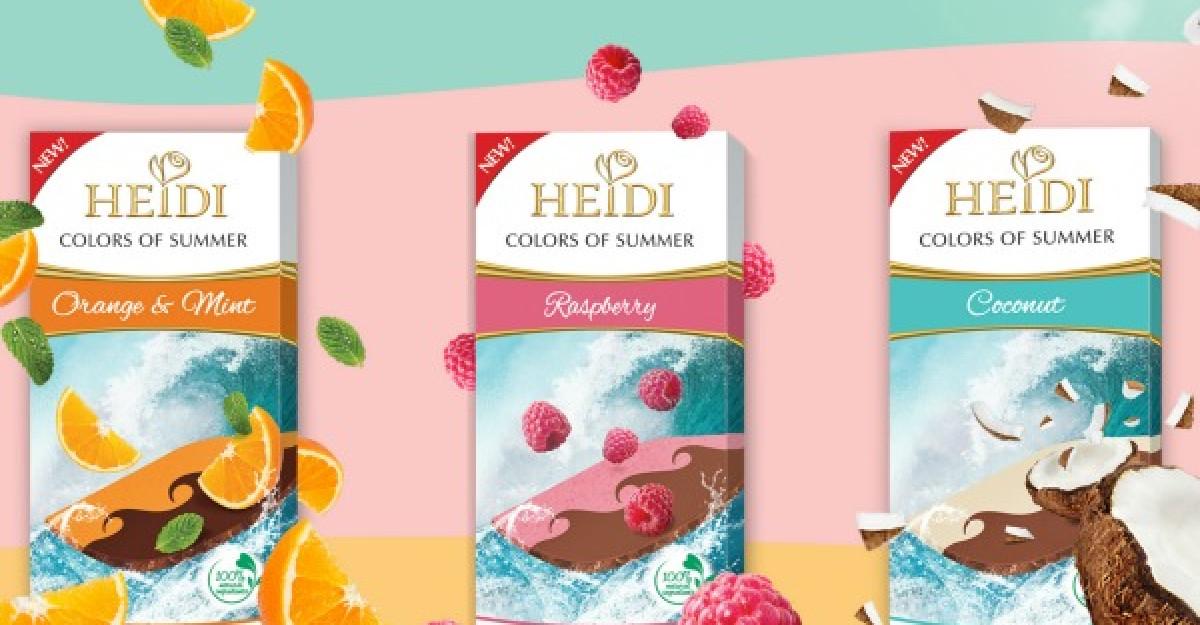 HEIDI lansează noua colecție Colors of Summer și te premiază cu ținute de designer