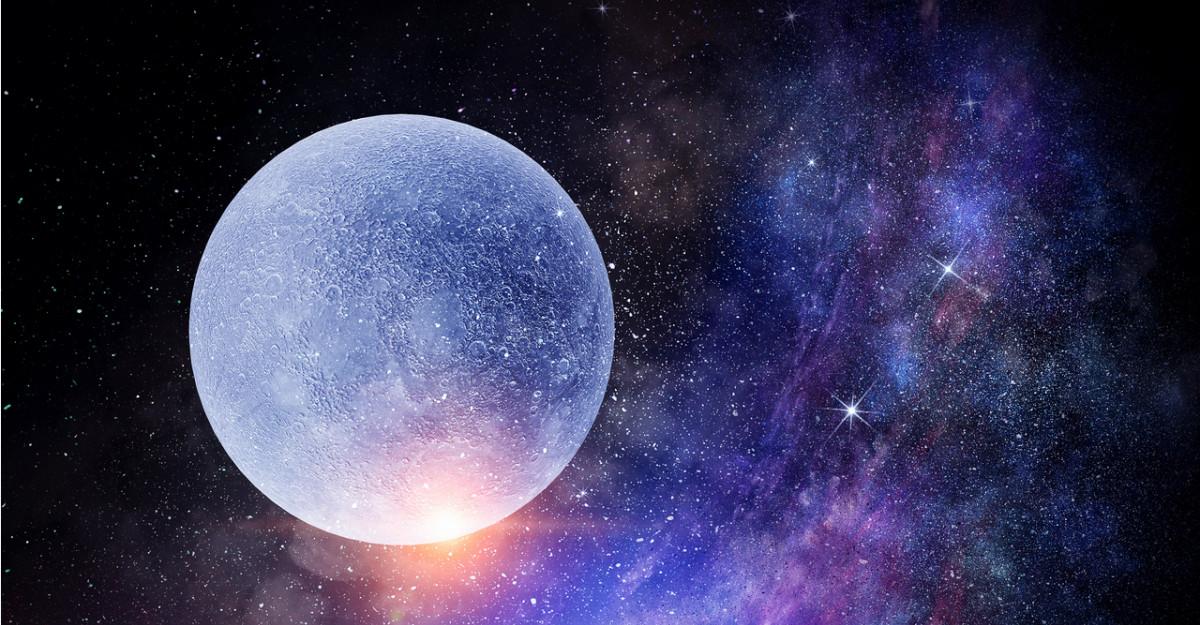 Luna Plină în Fecioară ne aduce pace în suflete și limpezime în gânduri