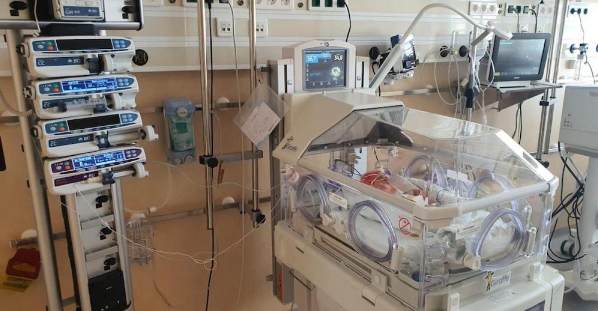 Fundația Vodafone România finanțează cu 5 milioane de leirenovarea și dotarea secțiilor de nou-născuți