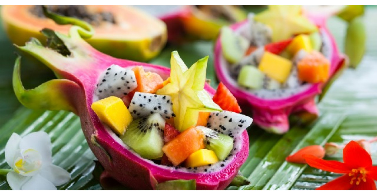 Cele mai sanatoase fructe exotice: Cum se mananca?