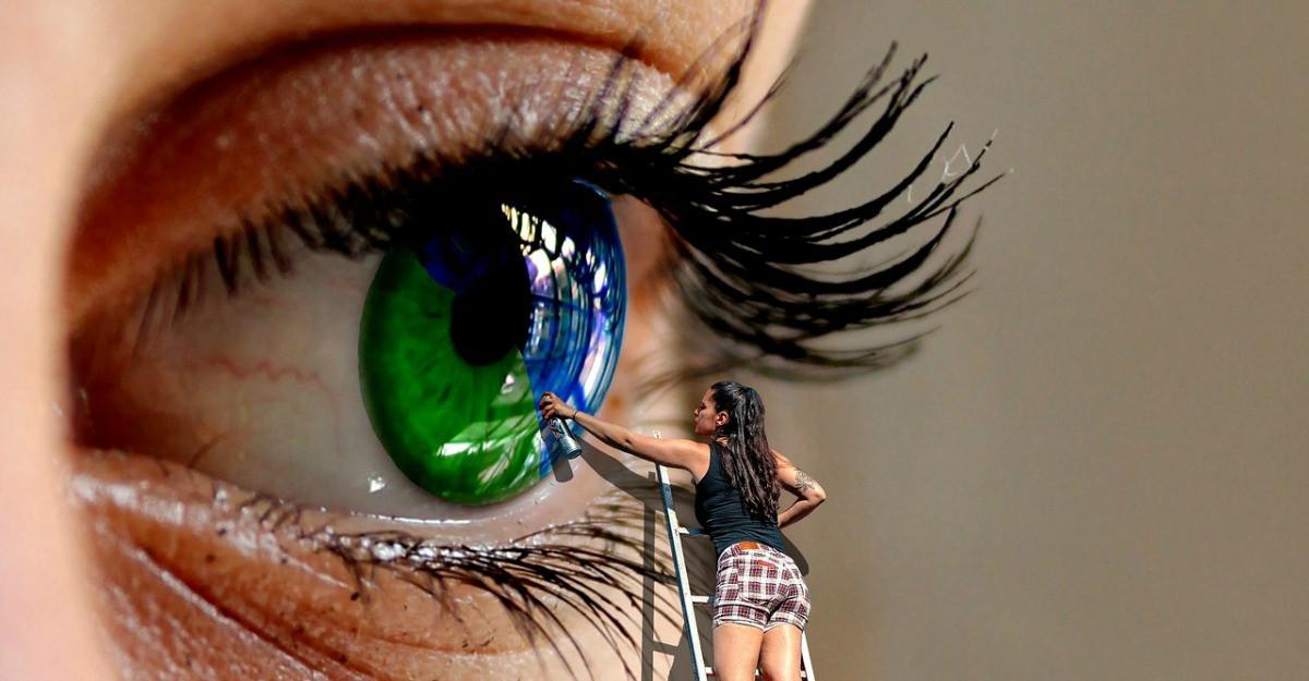 Vrei să îți schimbi culoarea ochilor? Află cum poți face asta!