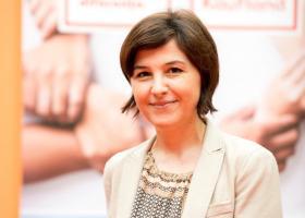 dr. Alina Stanescu-Popp, pediatru gastroenterolog