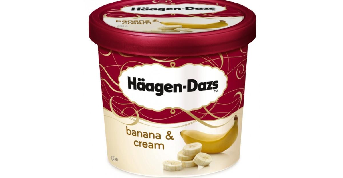Haagen-Dazs: o inghetata cu gust perfect si look sofisticat