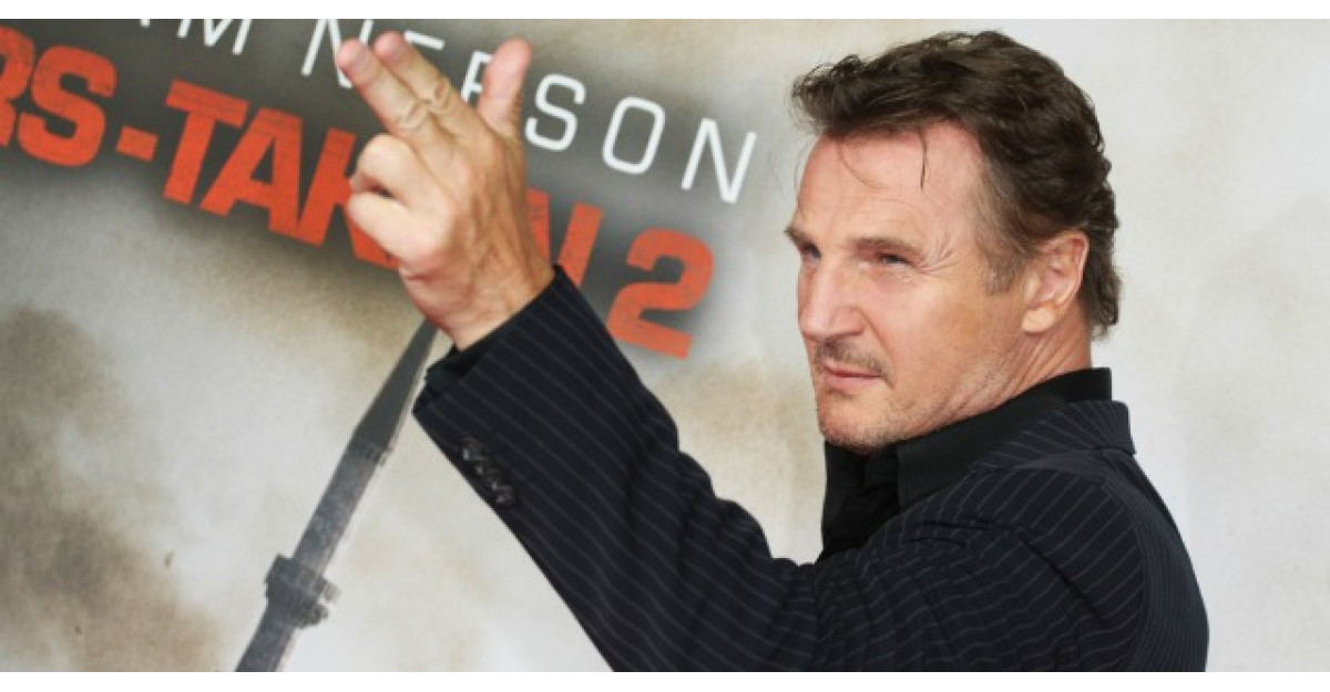Mesajul lui Liam Neeson: Dragostea NU doare