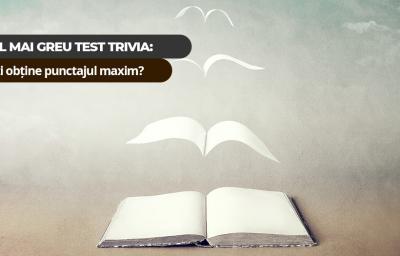 Cel mai greu test trivia: Poti obtine punctajul maxim?