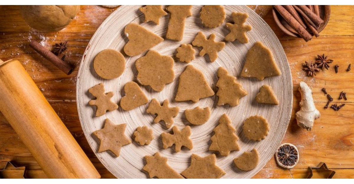 Cea mai populara reteta de biscuiti pentru sarbatori