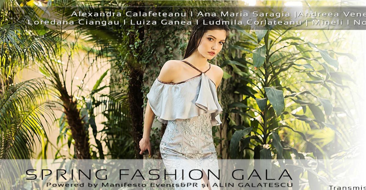 Spring Fashion Gala 2017