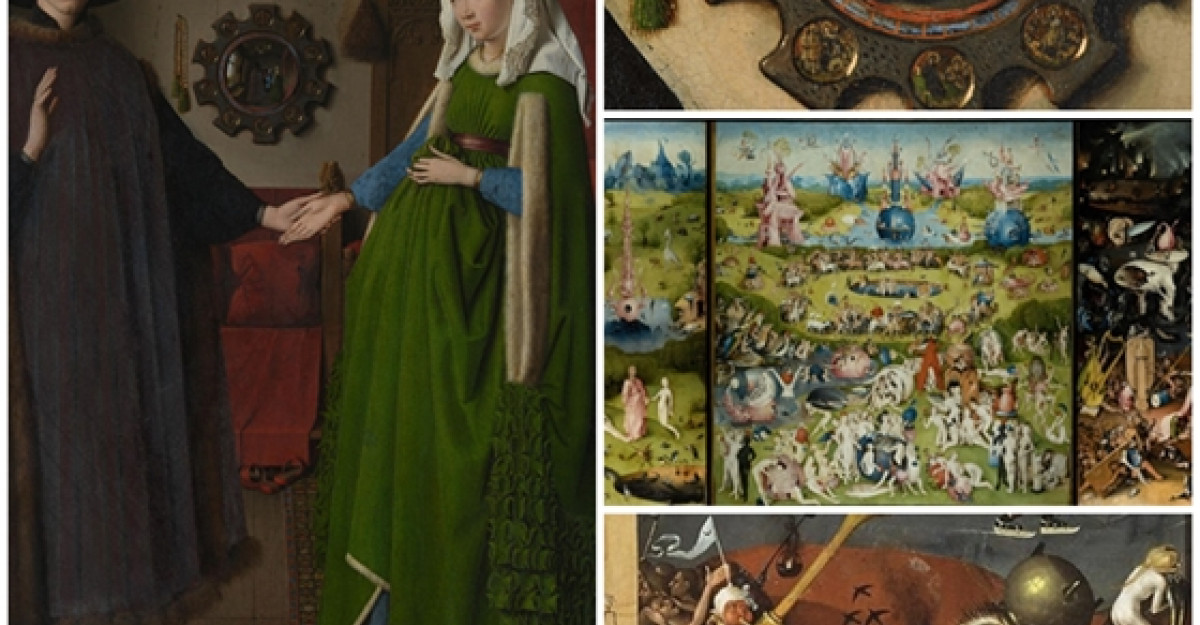 Secrete incredibile din opere de arta celebre