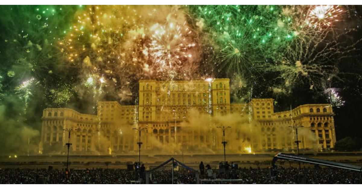 Cele mai petrecarete tari in noaptea de Revelion