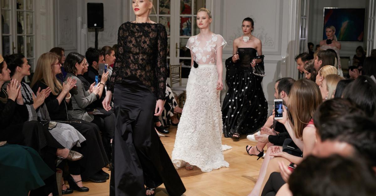 SOIREES DE LA MODE, ediția XXIun eveniment de fashion inspirat din cariera lui Karl Lagerfeld