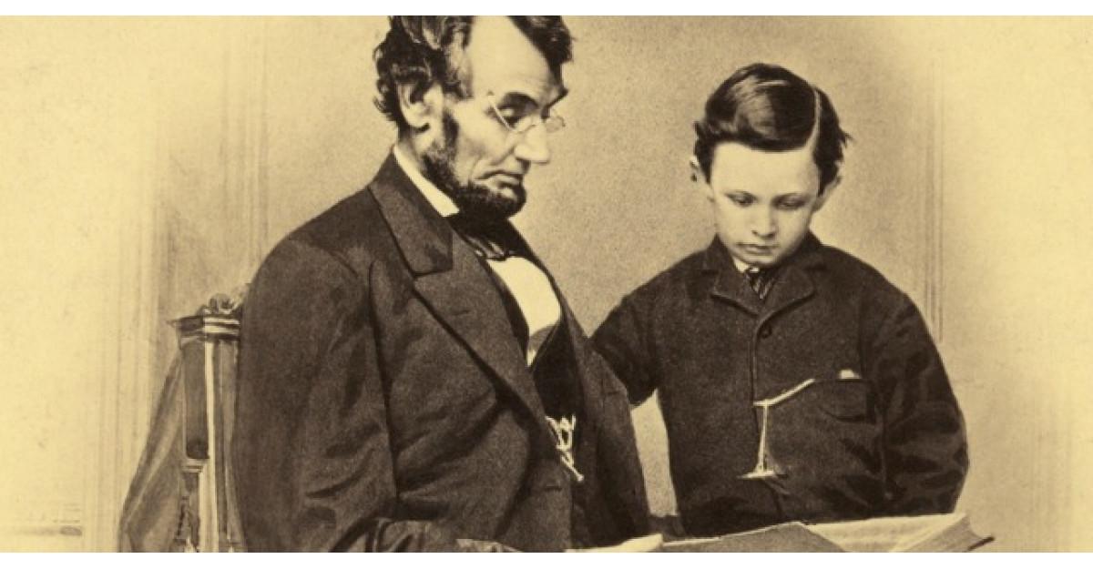 Dorinta unui tata: Scrisoarea lui Abraham Lincoln pentru profesorii fiului sau