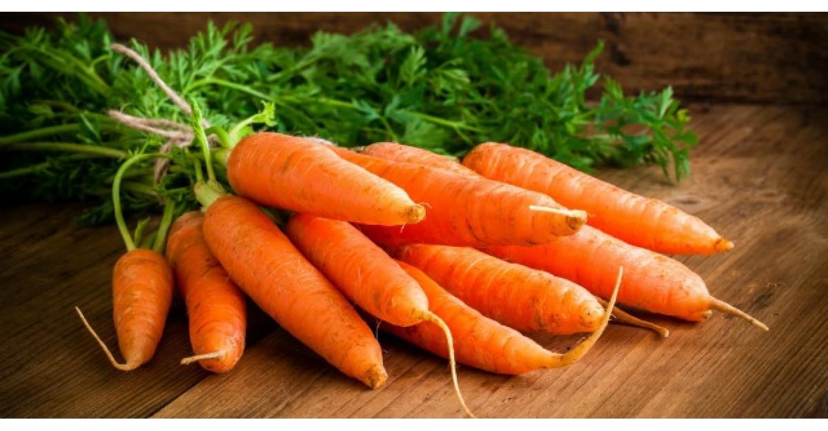 De ce e bine sa mananci un morcov in fiecare zi. Efectele benefice ale acestei legume