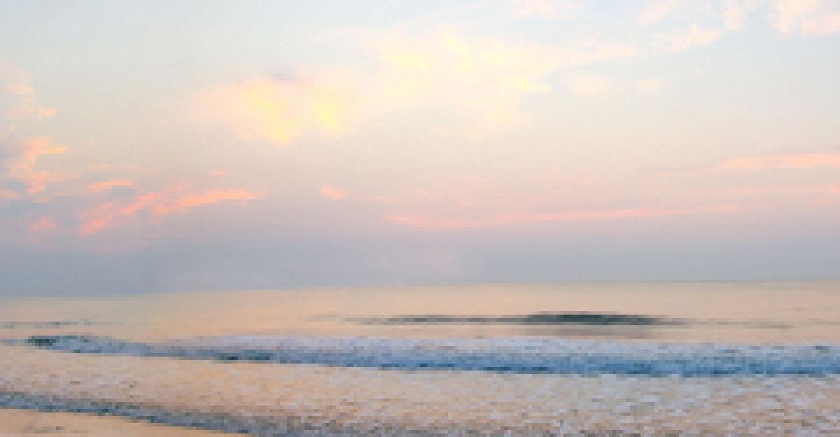 Atunci cand marea intalneste cerul