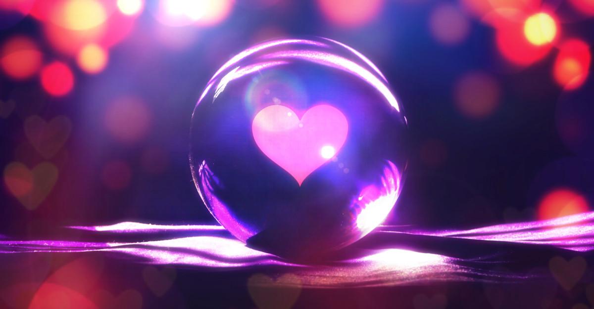 Meditația iubirii