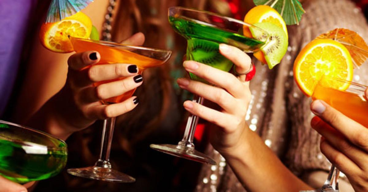 Retete SPECTACULOASE si sanatoase pentru cocktail de REVELION