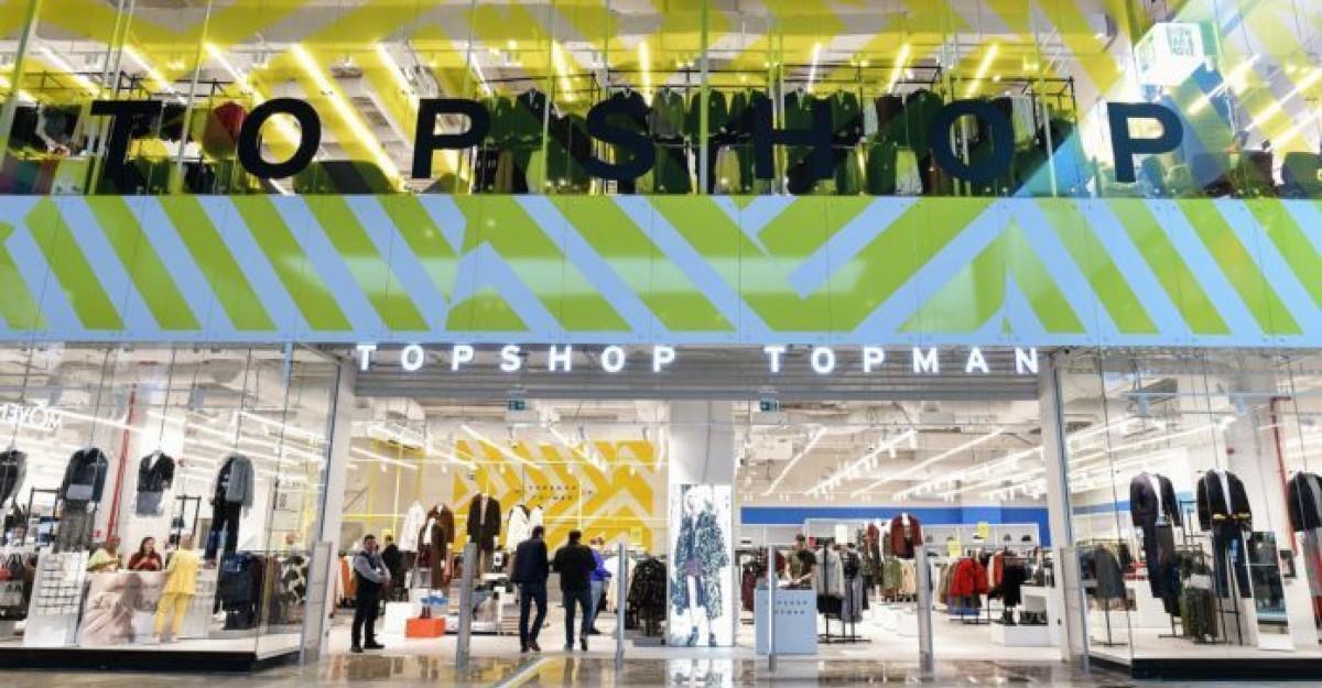 TOPSHOP TOPMAN a inaugurat cel mai mare magazin din sud-estul Europei la Baneasa Shopping City