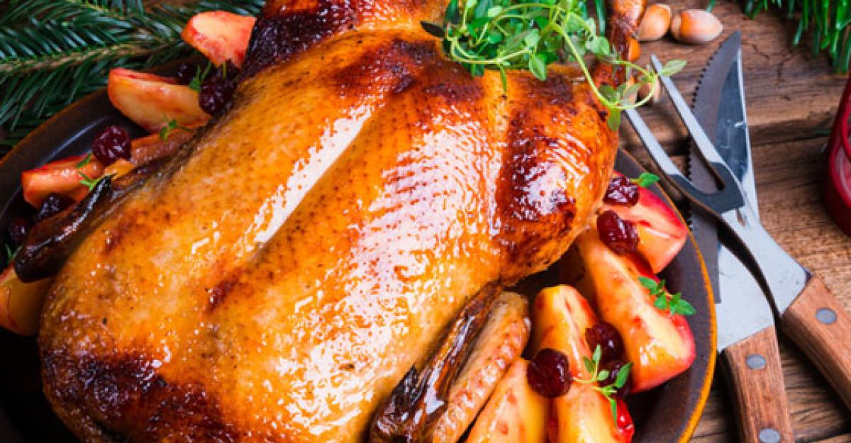 Retete DIETETICE pentru Sarbatori - de la Jamie Oliver