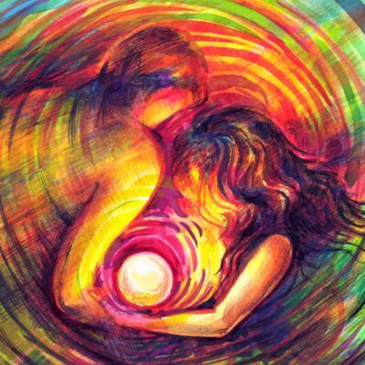 Lasă-ți sufletul să trăiască cele 3 legi sacre ale iubirii