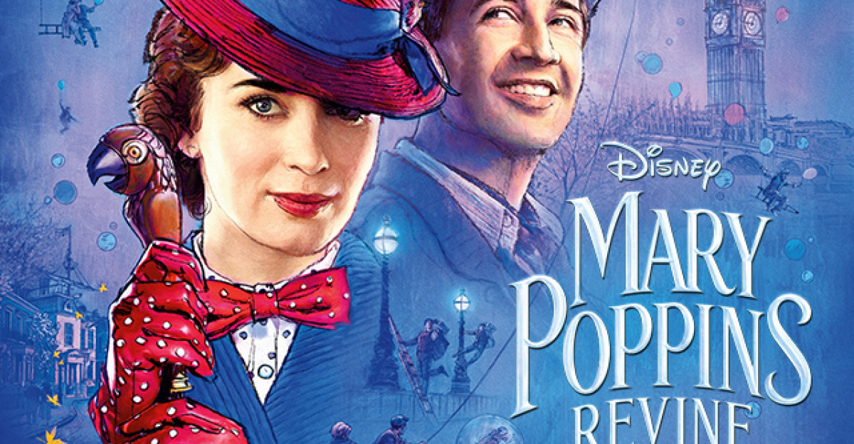 4 mesaje optimiste de la Marry Poppins