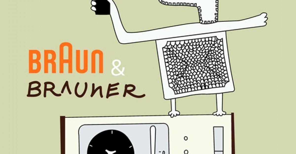 Braun & Brauner - The power of the line Eclectico Studio 17 - 31 mai