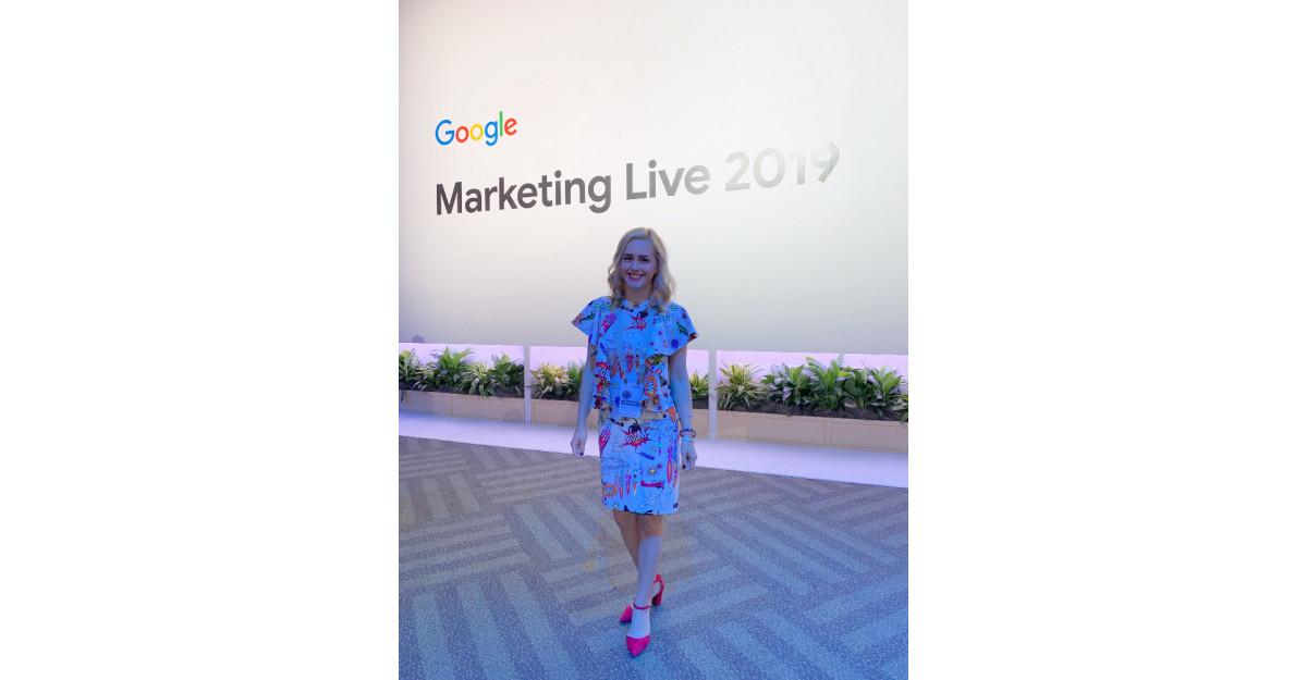 Agenția adLemonade prezentă la Conferința Google Marketing Live 2019din San Francisco, USA