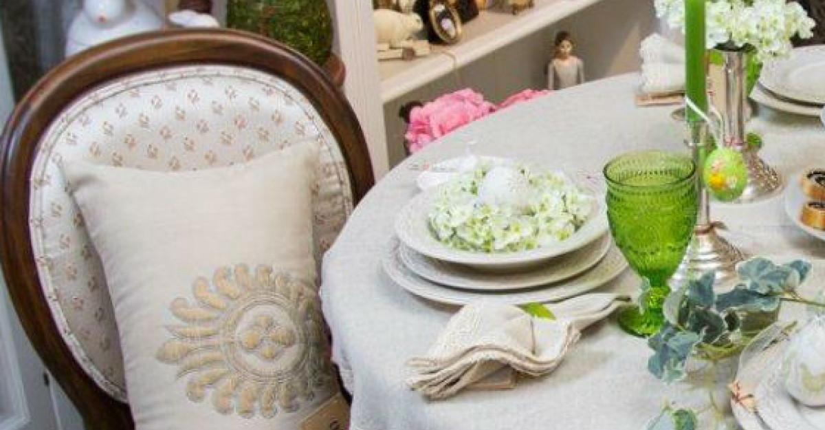 Chic Ville lanseaza o noua colectie de decoratiuni pentru masa de Paste