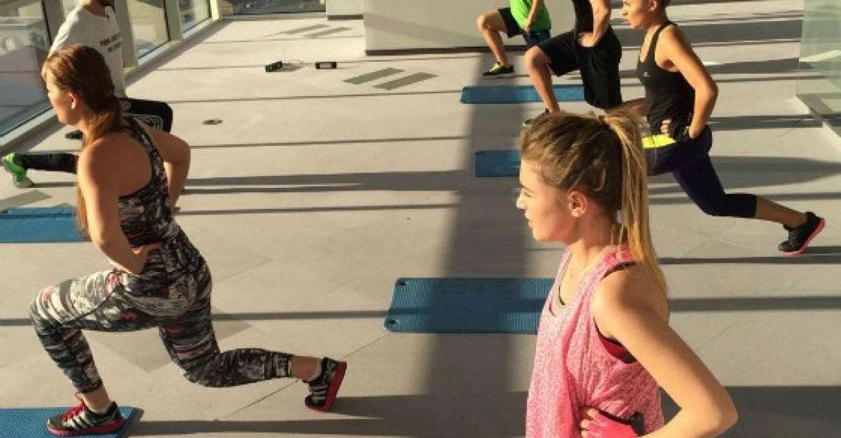 Programul de sport si alimentatie BecomeFit Corporate aduce sala de fitness direct in birourile corporatistilor