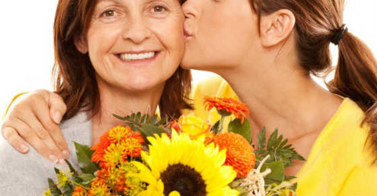 5 motive stiintifice pentru care mama ta merita sa primeasca un buchet de flori