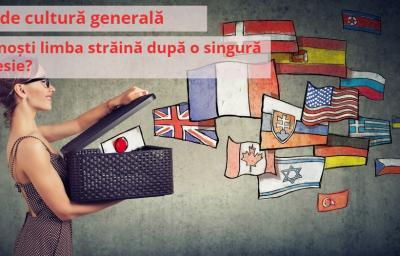 Test de cultura generala: Recunosti limba straina dupa o singura expresie?