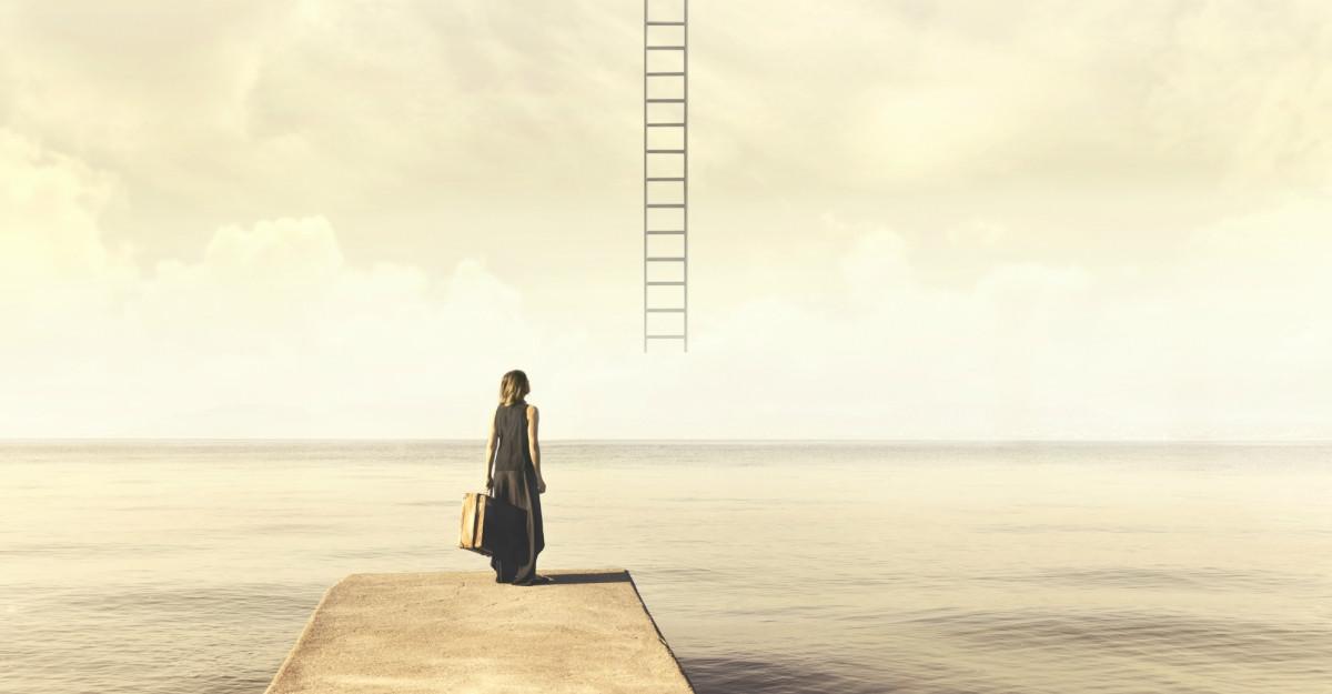 4 semne că trebuie să faci o schimbare în viața ta