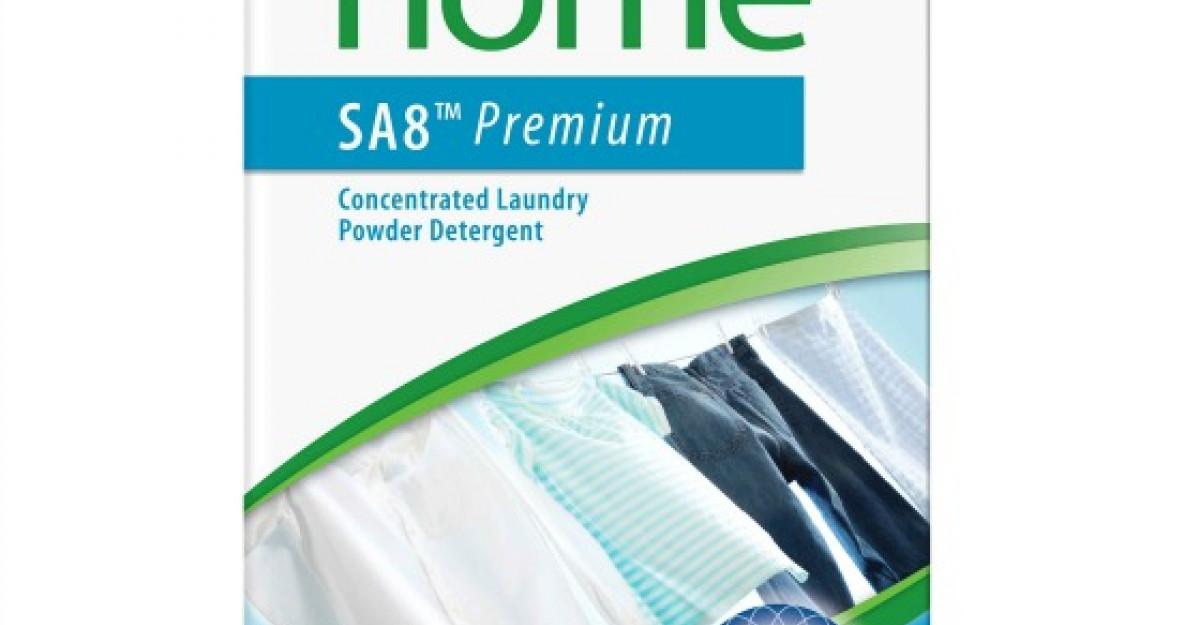 Amway Home: curatare impecabila si haine stralucitoare cu detergentul concentrat pentru rufe SA8 Premium