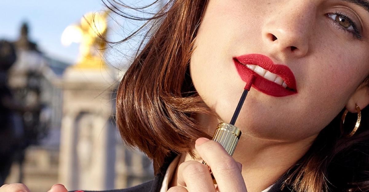 From Paris with love: Bourjois Rouge Velvet Ink - Culoare vibranta, rezistenta la transfer, pana la 24 de ore!