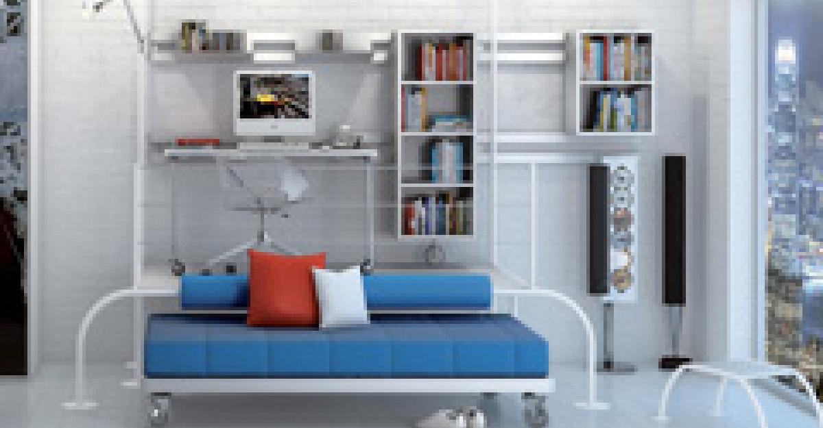 Shopping: mobilier pentru adolescenti