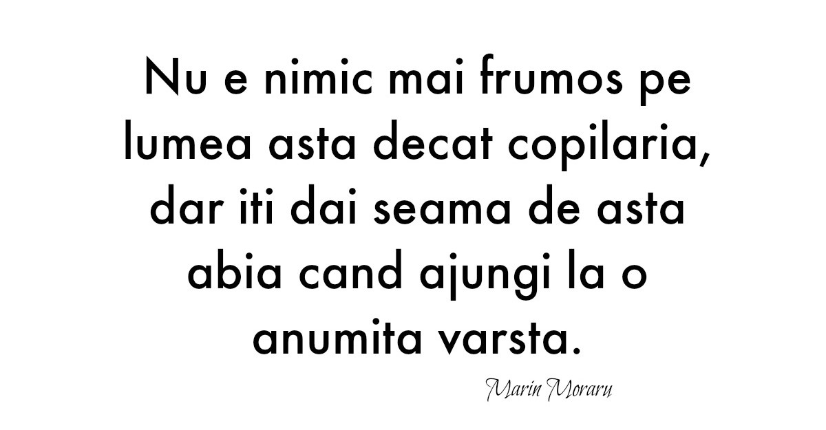 Alfabetul dragostei: Cele mai frumoase citate despre iubire dupa Marin Moraru