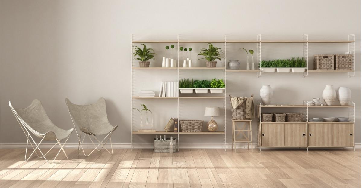 6 obiecte absolut geniale pentru organizarea spatiului din casa ta