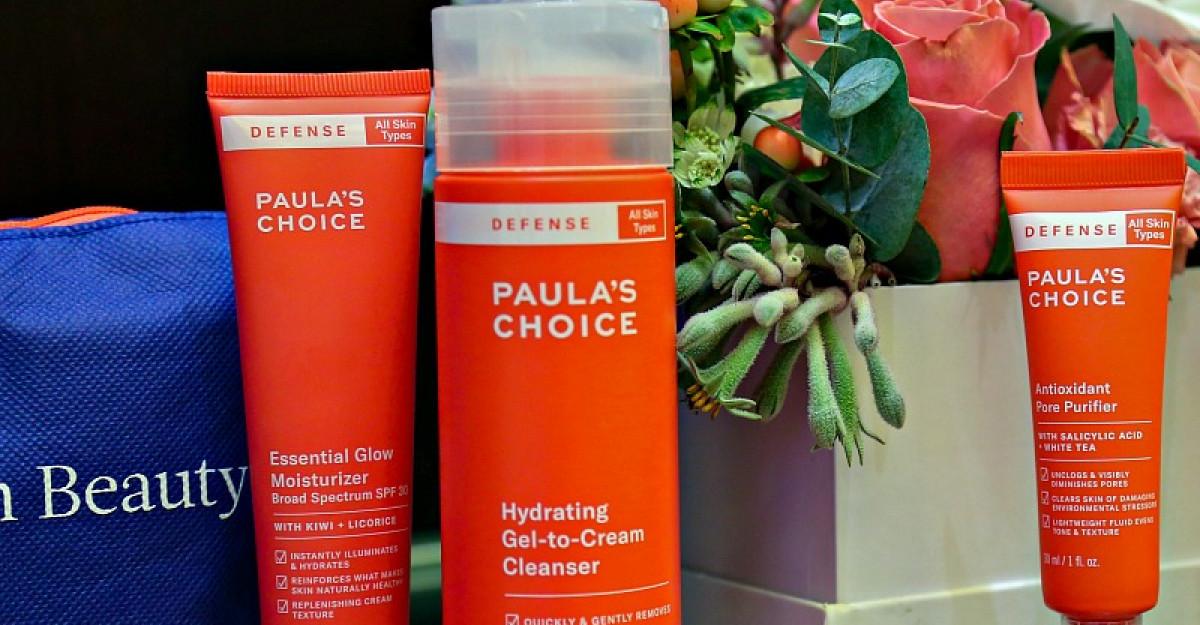 Noua linie DEFENSE de la Paula's Choice Skincare: Repararea daunelor cauzate de factorii poluanți din mediul extern