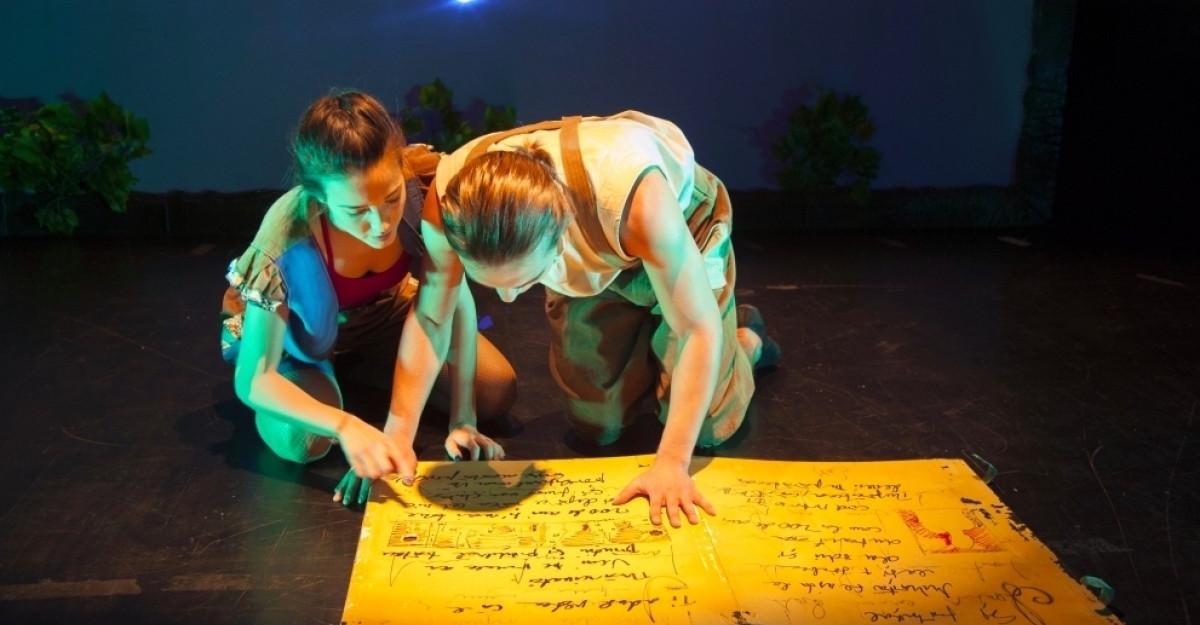 Începând din weekendul 21-22 martie, spectacolele Teatrului Ion Creangă se văd online