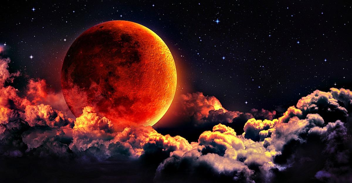 7 mai: Ultima Super Lună a anului 2020. Ne descătușăm sufletele de închisoarea durerii și ne eliberăm de trecut