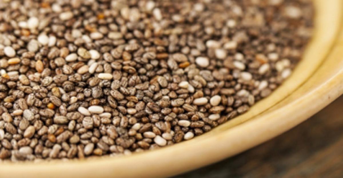 Semintele de chia - un super aliment pentru creier, inima si buna dispozitie