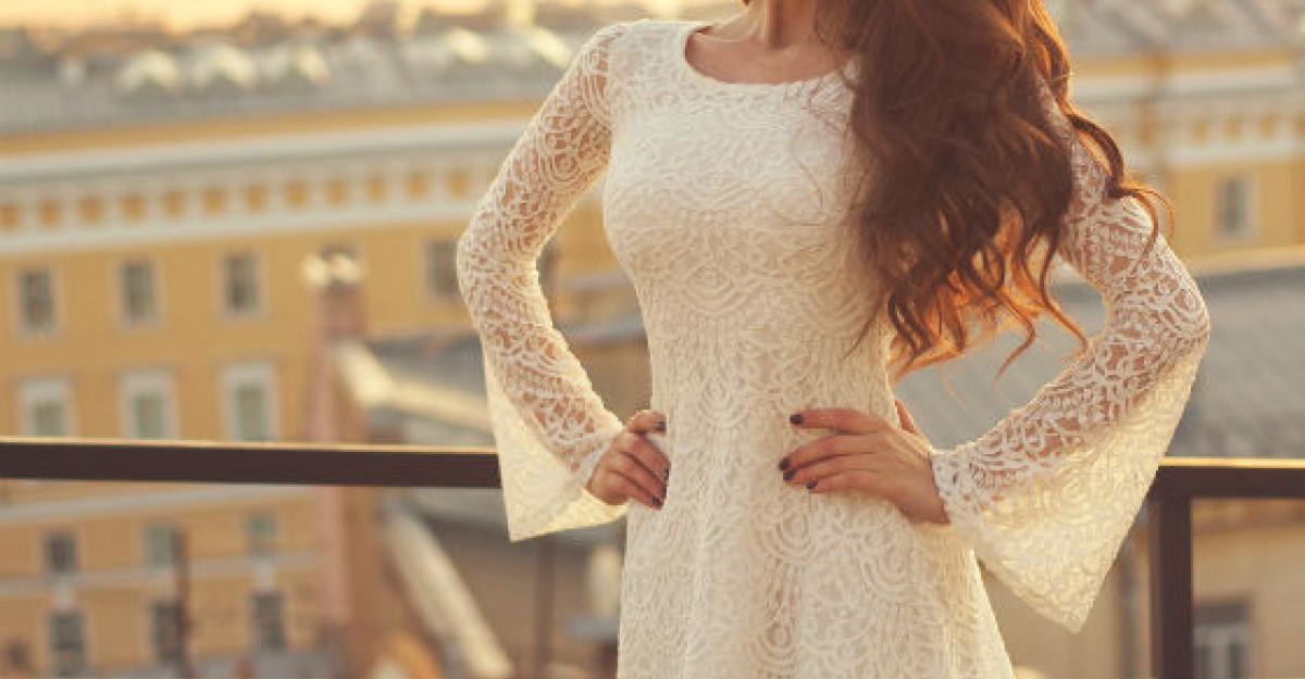 5 trucuri pe care orice fashionista trebuie sa le stie despre rochia de dantela