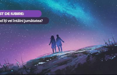 Test de iubire: Cand iti vei intalni jumatatea?