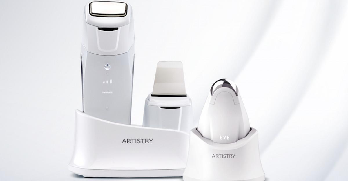 Artistry Dermasonic: viitorul tratamentelor pentru teneste la tine acasă