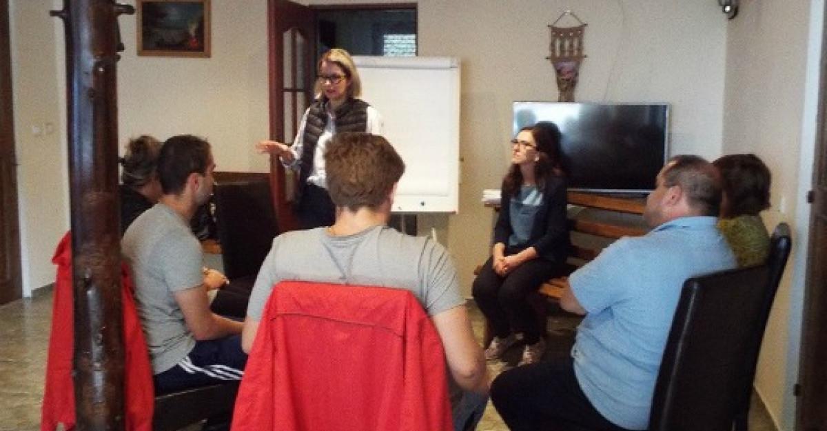 Clinica ALIAT Dorna Arini a oferit jurnalistilor acces la o sesiune de rezidenta