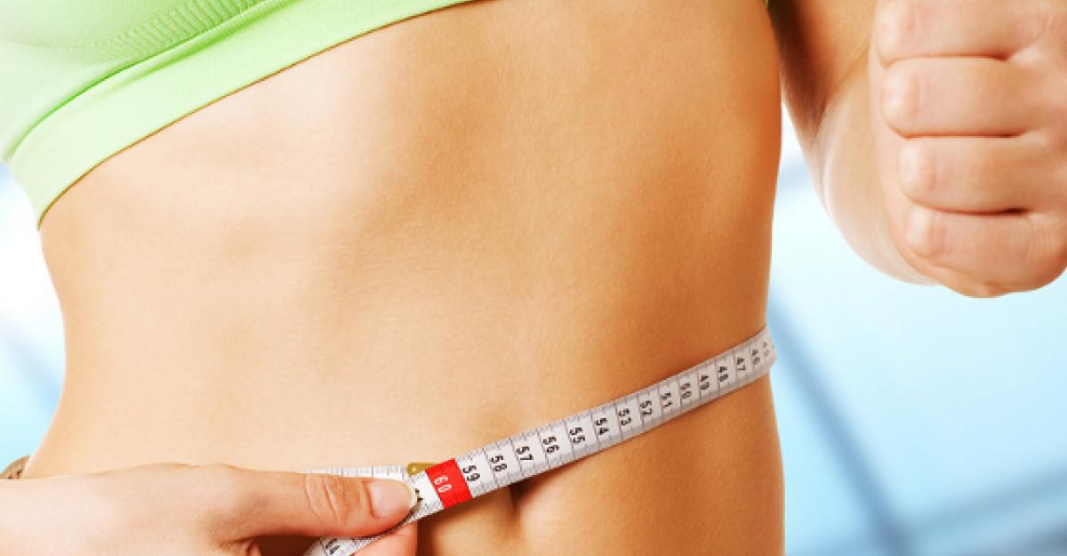 Scapa rapid de grasimea de pe abdomen