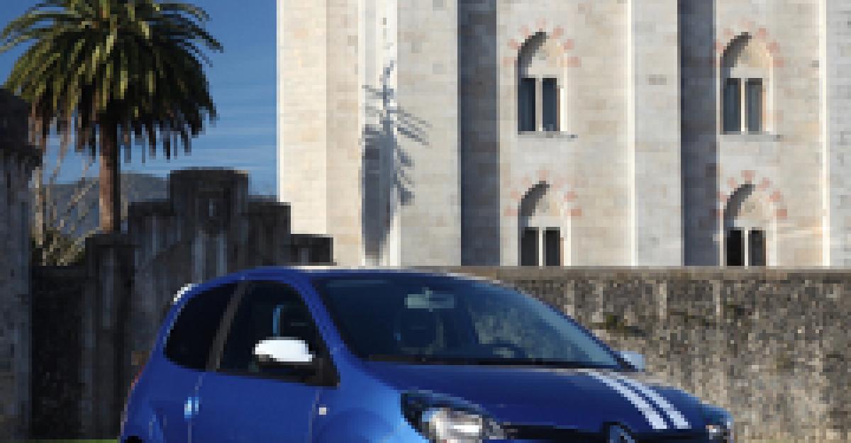 Drive test: Noul Twingo sau cum sa-ti faci singur masina