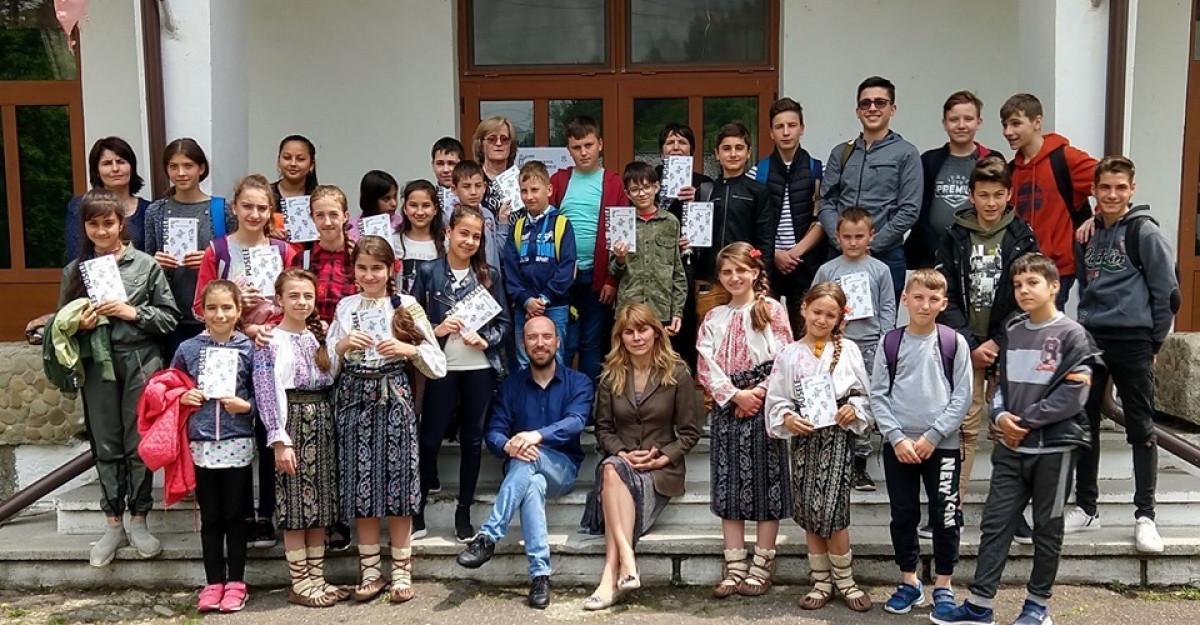 Caravana NESuPUSELOR, o aventură de basm față în față cu realitatea rurală românească