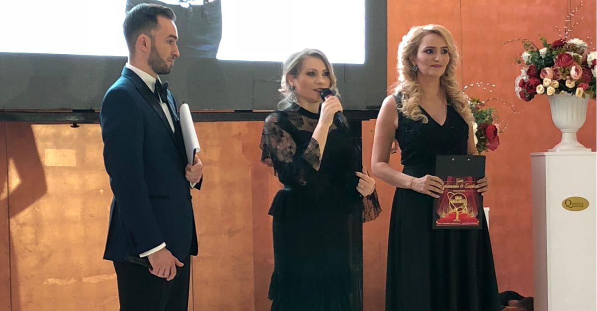 Mirela Vaida - cea mai îndrăgită prezentatoare de reality-show din România!