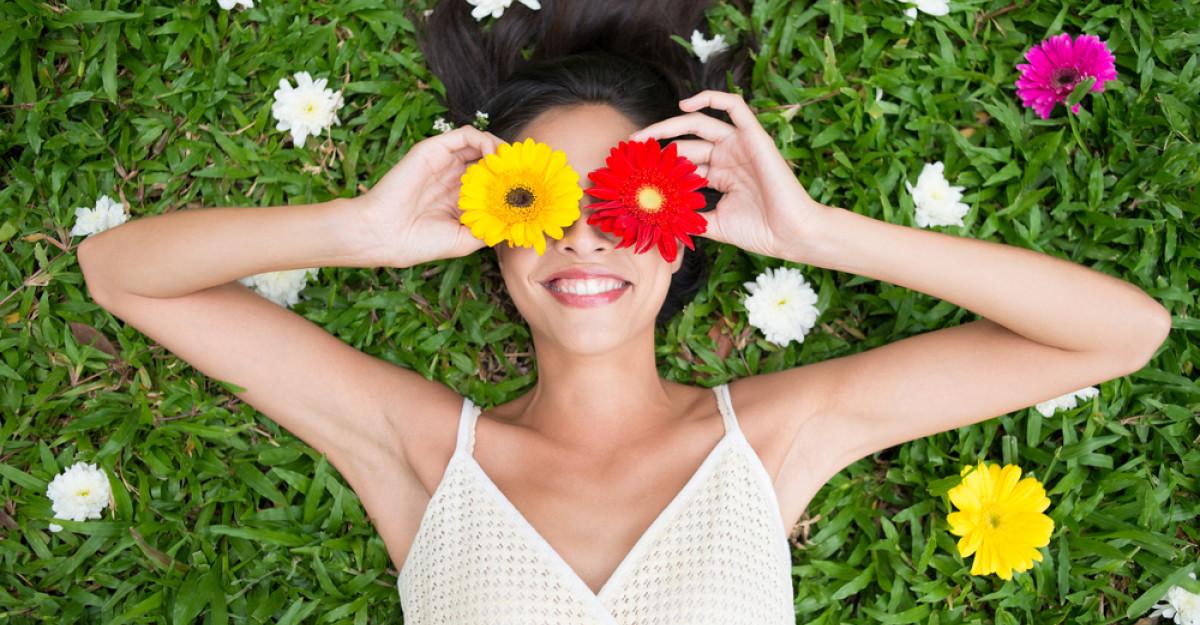 Patru moduri de a aduce primăvara în inima ta
