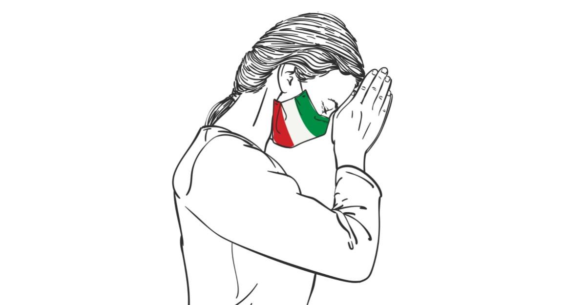 Avertismentul italienilor pentru cei care (ÎNCĂ) cred că ne confruntăm cu o banală răceală